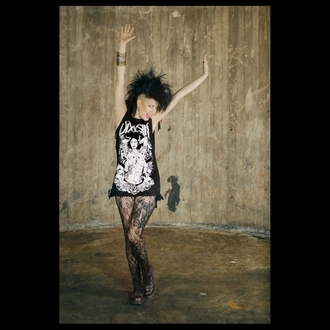 tričko dámské tunika VIXXSIN - Bride X