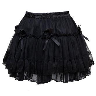 sukně POIZEN INDUSTRIES - K Mini - Black, POIZEN INDUSTRIES