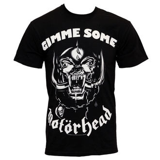 tričko pánské Motörhead - Gimme Some - ROCK OFF - MHEADTEE10MB