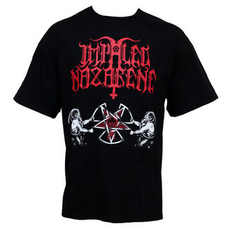 tričko pánské Impaled Nazarene - Nuclear Pentagram - ST1400, RAZAMATAZ, Impaled Nazarene