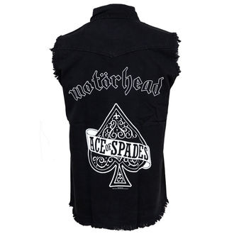 košile pánská bez rukávů (vesta) Motorhead - Ace Of Spades - WS015 - RAZAMATAZ