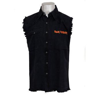 košile pánská bez rukávů (vesta) Iron Maiden - Live After Death - WS022