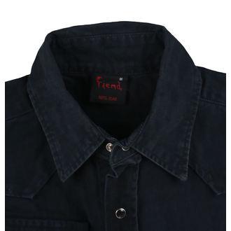 košile pánská bez rukávů (vesta) Iron Maiden - Piece Of Mind WS024