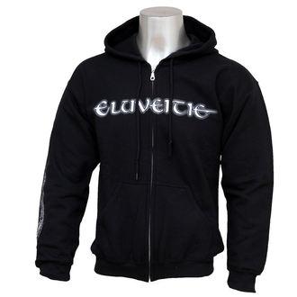 mikina pánská se zipem Eluveitie - Evocation - ZH091, RAZAMATAZ, Eluveitie