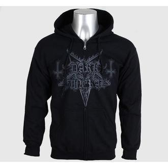 mikina pánská se zipem Dark Funeral - Logo, RAZAMATAZ, Dark Funeral