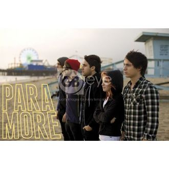 plakát Paramore - Beach - LP1292, GB posters, Paramore