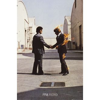 plakát Pink Floyd - Wish You Were Here - GB posters, GB posters, Pink Floyd
