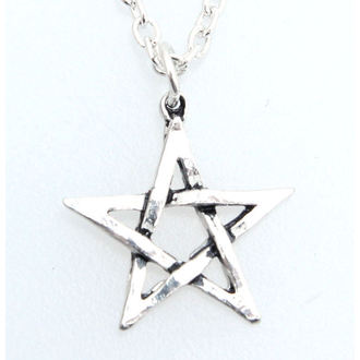 obojek Pentagram  ALCHEMY GOTHIC