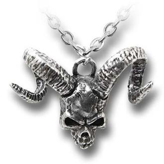 obojek Skull Of Azrael ALCHEMY GOTHIC - P620