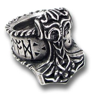 prsten Thor's Runehammer ALCHEMY GOTHIC - R171