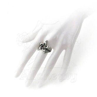 prsten Pentagration ALCHEMY GOTHIC - R175