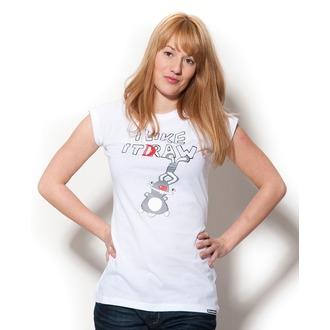 tričko dámské HORSEFEATHERS - I Like It, HORSEFEATHERS