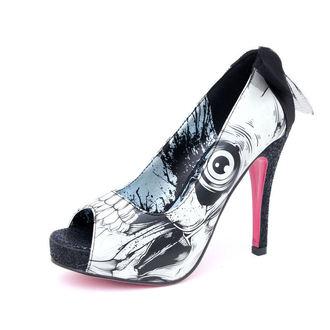 boty dámské -střevíce- IRON FIST - Bonebreaker Platform - NUDE