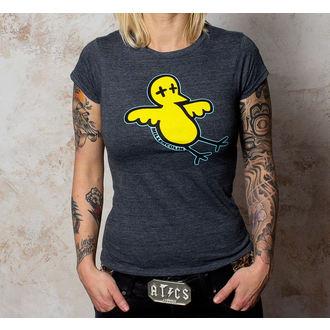 tričko dámské Millencolin - Bird - Dark Heather - BUCKANEER, Buckaneer, Millencolin