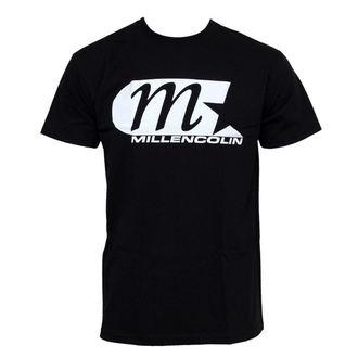 tričko pánské Millencolin - Logo - Black - BUCKANEER, Buckaneer, Millencolin