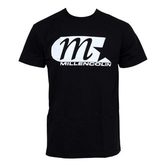 tričko pánské Millencolin - Logo - Black - BUCKANEER