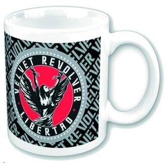 hrnek Velvet Revolver - Circle Logo