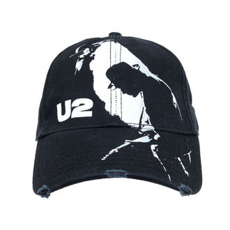 kšiltovka U2 - Rattle And Hum - Baseball - ROCK OFF, ROCK OFF, U2