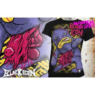 tričko dámské BLACK ICON - Bigmo, BLACK ICON