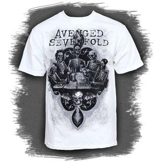 tričko pánské Avenged Sevenfold - Bottoms Up - BRAVADO