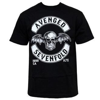 tričko pánské Avenged Sevenfold - Dbat Crest - BRAVADO, BRAVADO, Avenged Sevenfold
