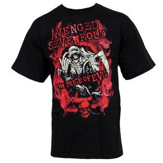 tričko pánské Avenged Sevenfold - Flame Reaper Limited Tour - BRAVADO, BRAVADO, Avenged Sevenfold