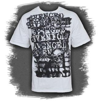 tričko pánské Avenged Sevenfold - Ink Stripes - BRAVADO