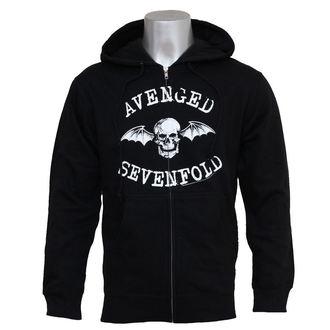 mikina pánská Avenged Sevenfold - Classic - Deathbat - BRAVADO, BRAVADO, Avenged Sevenfold