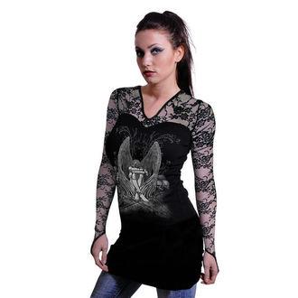 tričko dámské dlouhý rukáv SPIRAL - Enslved Sorrow - DT198283