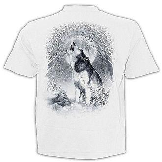 tričko pánské SPIRAL - White Wolf