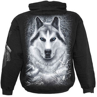 mikina pánská SPIRAL - White Wolf