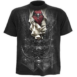 tričko pánské SPIRAL - Waisted - T057M101
