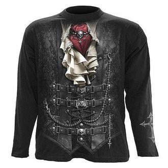 tričko pánské s dlouhým rukávem SPIRAL - Waisted