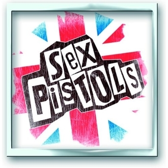 připínáček Sex Pistols - Union Jack - ROCK OFF, ROCK OFF, Sex Pistols