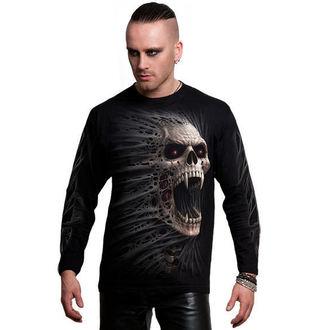 tričko pánské s dlouhým rukávem SPIRAL - Cast Out
