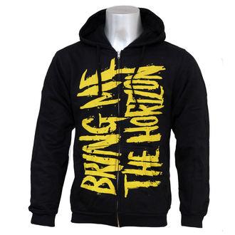 mikina pánská Bring Me The Horizon - BMTH Logo - BRAVADO, BRAVADO, Bring Me The Horizon