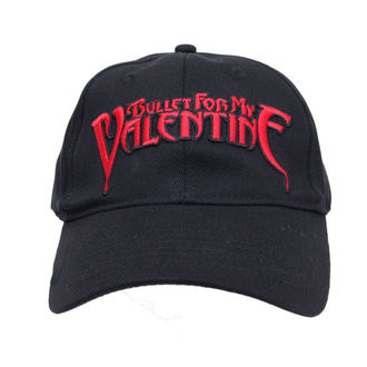 kšiltovka Bullet For My Valentine - 3D Emroidered - BRAVADO, BRAVADO, Bullet For my Valentine