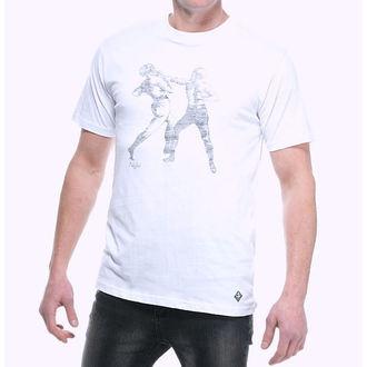 tričko pánské IRON FIST - Gentlemen And Ruffians - WHITE