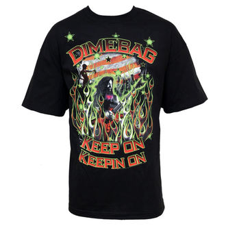 tričko pánské Pantera - Dimebag Darrell - Flags And Stars - DBD1003, BRAVADO, Pantera