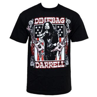 tričko pánské Dimebag Darrell - Guitar Flag - BRAVADO, BRAVADO, Dimebag Darrell
