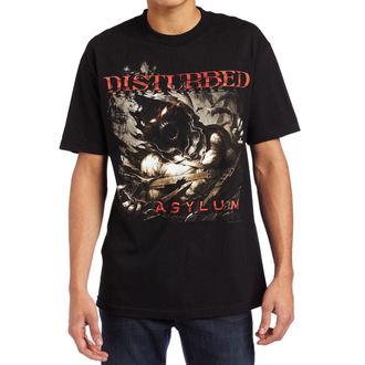 tričko pánské Disturbed - Asylum Shred - BRAVADO , BRAVADO, Disturbed