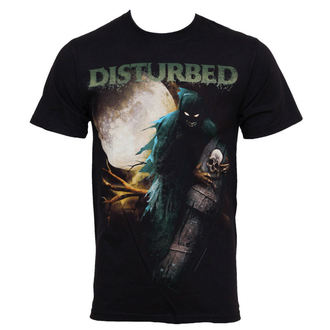 tričko pánské Disturbed - Creepin Coffin - BRAVADO, BRAVADO, Disturbed