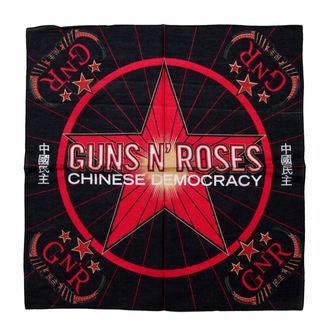 šátek Guns N' Roses - Chinese Democracy - BRAVADO - 1216106B00