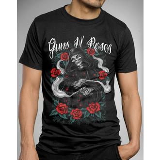 tričko pánské Guns N' Roses - Roses Reaper - BRAVADO