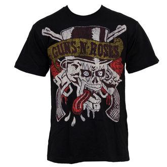 tričko pánské Guns N' Roses - Tongue Skull - BRAVADO - 12161157