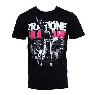 tričko pánské Ramones - Joey Ramone - Fist - BRAVADO - JOE1000