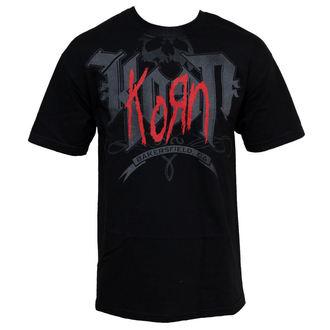 tričko pánské Korn - Classic - BRAVADO, BRAVADO, Korn