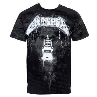 tričko pánské Metallica - Lightning Chair - BRAVADO - MET2080