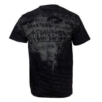 tričko pánské Metallica - Lightning Chair - BRAVADO