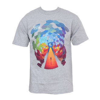 tričko pánské Muse - Global Coverage - BRAVADO, BRAVADO, Muse